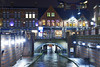 Brindley Place, Birmingham 01/01/2018 (Gary S. Crutchley) Tags: birmingham city cityscape uk great britain england united kingdom urban west midlands westmidlands nikon d800 history heritage local night shot nightshot nightphoto nightphotograph image nightimage nightscape time after dark long exposure evening travel street slow shutter raw canal