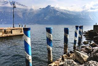 La traversata del lago - The crossing of the lake