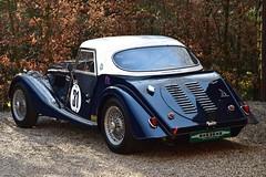 Morgan Plus 4 Super Sports FIA Historic Racer