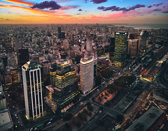 Microcentro, Buenos Aires (deensel) Tags: drone aerial aerialphotography dji mavic mavicpro argentina buenos aires cityscape quadcopter
