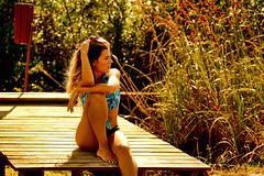 Ohana (alcure85) Tags: ifttt 500px portraits beach praia deck wood grass bikini brunette beauty sun espirito santo fujifilm fujifeed bravogreatphoto theportraitpr0ject fashion moda ensaio capixaba espiritosanto colatina fotografia hey photooftheday