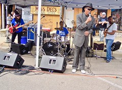 blues down in clarksdale with.. (WATCH) (Shein Die) Tags: blues clarksdale festival band razorblade