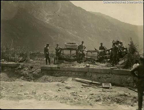 Calliano prima guerra mondiale