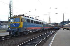 MÁV-START 432255 (Will Swain) Tags: budapestnyugati 4th january 2018 budapest nyugati train trains rail railway railways transport travel vehicle vehicles county country central capital city centre hungary europe mávstart 432255 432 255