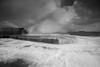 Dysart Harbour (Fifescoob) Tags: dysart fife scotland seascape storm water mono monochrome blackandwhite leefilters crash wave power drama