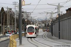 I_B_IMG_8489 (florian_grupp) Tags: asia china train railway railroad passenger electric beijing tram bagou fragranthills xijiao botanicalgardens siemens lrt haidian