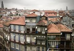 Porto roofs (kimbar/Thanks for 3.5 million views!) Tags: roofs tile porto portugal