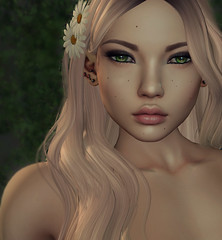 Mandy (Chelsea Chaplynski ( Amity77 inworld)) Tags: mandy chelsea blonde ivy face avatar secondlife