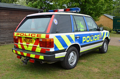P83JOX (Emergency_Vehicles) Tags: central motorway group range rover police