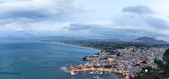 Sicile (Henri Eccher) Tags: vacances sanvitolocapo sylvie henri potd:country=fr italie italia escalade ciuridimari castellammaredelgolfo sicile
