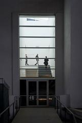 scala (godelieve b) Tags: gent architecture scala stairs escaliers escaleras lines perspective noncoloursincolour