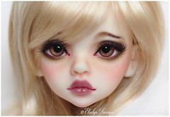 DIM Larina for shinjumoon (Eludys) Tags: bjd abjd doll dollfaceup balljointed bjdfaceup faceup makeup eludys dollinmind dim dimlarina larina msd