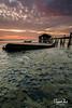 Jelutong Old Jetty (Azam Alwi) Tags: longexposure landscape raymaster slowshutter sunrise seascape jetinelayan jeti jetty jelutongexpressway fujifilm fujifilmxt1 touit2812 penang fishermanboat fishermanvillage