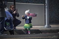 Little Dancer (Linda O'Donnell) Tags: stpatricksparade saintpatricksdayparade asburyparknj costumes festivities smalltownusa colorfulart patriotic patriotism americanflag godblessamerica childreninparades fireengines firetrucks dancers mummers friends guinness irishheritage wearingofthegreen lindaodonnell nikond750 lindaodonnellphotography njphotocrew zombies