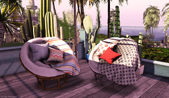 Style1779 (Kayshla Aristocrat) Tags: zencreations bedroomfurniture bohodecor home decor decoration cactus hive whatnext soy secondlife sl blogger blog kayshlaaristocrat
