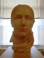 Paul Gaugin, Mette Gaugin, 1879-80, marble (jacquemart) Tags: courtauldgallery somersethouse london sculpture paulgauginmettegaugin187980marble