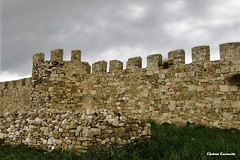 The Castle of Methoni (Eleanna Kounoupa) Tags: ελλάδα πελοπόννησοσ μεσσηνία κάστρο μεσαίωνασ middleages ουρανόσ σύννεφα καιρόσ greece peloponnese messinia castles sky clouds weather ruins ερείπια μεθώνη methoni
