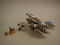 Sopwith F.1 Camel (Vaionaut) Tags: sopwith wwi ww1 royalairforce plane airplane biplane aircraft lego legocity legotown legovehicles vehicle toy toyphoto