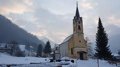 Steyrling - Austria (Been Around) Tags: pfarrkirche unbefleckteempfängnismariästeyrling steyrling gemeindeklausanderpyhrnbahn klaus eu oberösterreich oö kirche church upperaustria österreich austria europa autriche europe