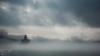 霧 海 (Wilson Au | 一期一会) Tags: fog foggy morning sea ship overcast hongkong victoriaharbour canon ef2485mmf3545usm eos5dmarkiii 香港 維多利亞港 spring mist 169