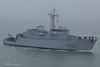 FS Croix du Sud (M646) (mattmckie98) Tags: french navy nikon ship vessel minehunter military portsmouth southsea hms hmnb