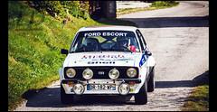 Ford Escort RS 2000 Gr.4 (1977) (Laurent DUCHENE) Tags: vosgesrallyefestival rallye rally rallycar rallyevent motorsport historiccar car 2017 automobile automobiles ford escort rs 2000 gr4