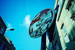 R1-02545-0021 (Chrislukphotography) Tags: london lomography lomo street landscape color iphone iphone8 contax contaxt2 streetsnap bricklane coventgarden cafe light shadow art city urban love sky blue winter