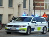 Copenhagen Poilce VW Passat AZ19248 answer a call that appears to involve violence (sms88aec) Tags: copenhagen poilce vw passat az19248 answer call that appears involve violence