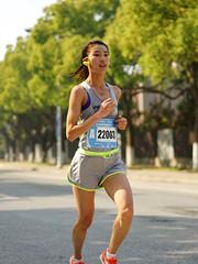 DSC08835 (luyuz) Tags: marathon suzhou running sport jogging beauty girl runner