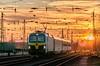 "GySEV 471 002 IC925 ""Szent Márton"" (Paha Bálint) Tags: gysevvectron gysev gysev471 siemensvectron siemens vectron sunset budapest hungary train"