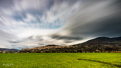 Assisi (--marcello--) Tags: assisi landscape longexposure lungaesposizione sky clouds city citylandscape umbria italy