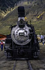 480 Steam Locomotive (woodchuckiam) Tags: 480steamlocomotive steamlocomotive durango silverton narrowgaugerailroad sanjuanmountains railroad transportation ektachrome woodchuckiam