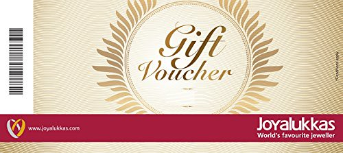 Joyalukkas Gold & Diamond Jewellery Gift Voucher - Rs.1000