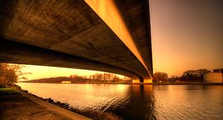 Hatertsebrug, Nijmegen, The Netherlands.