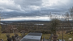 Chez Fred XT2 Pano 4photos (mich53 - thank you for your comments and 4M view) Tags: seine panorama panoramique terasse paysage yvelines france xf1655mmf28rlmwr xt2 evecquemont ciel hiver 2018 fleuve river saisons 4winter nuageux nuages clouds
