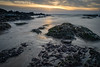 Freshwater West (Hugh Stanton) Tags: rocks tide shore sunset smooth appicoftheweek