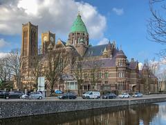 Kathedrale Basiliek Sint Bavo (Ralph Apeldoorn) Tags: basiliek bavo church haarlem kerk nederland netherlands