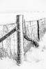 Post 2 (RJ Photographic (1 million views Thank You)) Tags: photographic rj stonehenge monument snow stonemonument out outdoors black white bw monochrome fence post