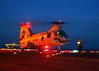 sdasm image (San Diego Air & Space Museum Archives) Tags: usstarawa lha1 ch46seaknight helicopter dusk oif operationiraqifreedom navalstationsandiego ca usa