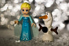 The Snow Queen - Once Upon a Time... (G_HOWDEN) Tags: fairytale macromondays bokeh lego winter snow onceuponatime thesnowqueen