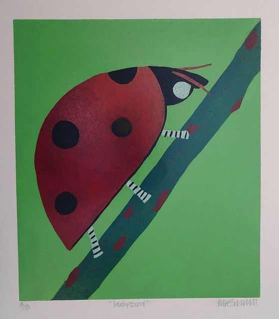 Bull Marianne: 'Ladybird'