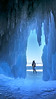 Icicle (MelindaChan ^..^) Tags: icicle 冰柱 siberia russia 俄羅斯 西伯利亞 snow nature ice cream white cold formation chanmelmel melinda melindachan lake baikal 貝加爾湖 frozen mel irkutsk