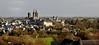 A Coutances Skyline (davidpemberton78) Tags: skyline coutances cathedral manche bassenormandie