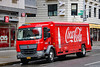 Coca-Cola delivery truck (Canadian Pacific) Tags: usa us unitedstates america american newyork city manhattan upperwestside red cocacola delivery truck lorry broadway 2018aimg7318