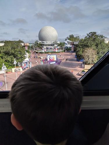 Spaceship Earth - Epcot