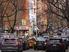 Soho (Dan_DC) Tags: newyorkcity soho nyc springstreet atsullivanst traffic cars storefronts city urban neighborhood