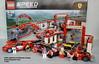 LEGO 75889 Ferrari Ultimate Garage (KatanaZ) Tags: lego75889 ferrariultimategarage lego speedchampions ferrari250gto ferrari488gte ferrari312t4