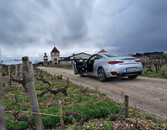 Roadtrip Bordeaux - Sources de Caudalie, Hotel 5 étoiles SPA Travel zen (dsgforever) Tags: bordeaux infiniti q60 travel cars voyage source caudalie vigne wine vin