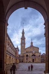 Universidad de Gijon (cvielba) Tags: asturias cantabrico gijon laboral palacio torre universidad