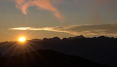 Buet - Haute Savoie (mathieucro) Tags: montagne montblanc mountain summer sunrise sommet summit explore discover walk climb france french alpes altitude landscape